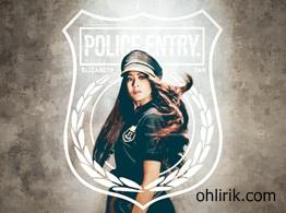 lirik polis entry elizabeth tan