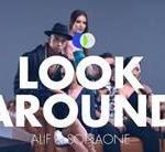 lirik look around alif sonaone