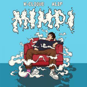 lirik mimpi alif ft k clique